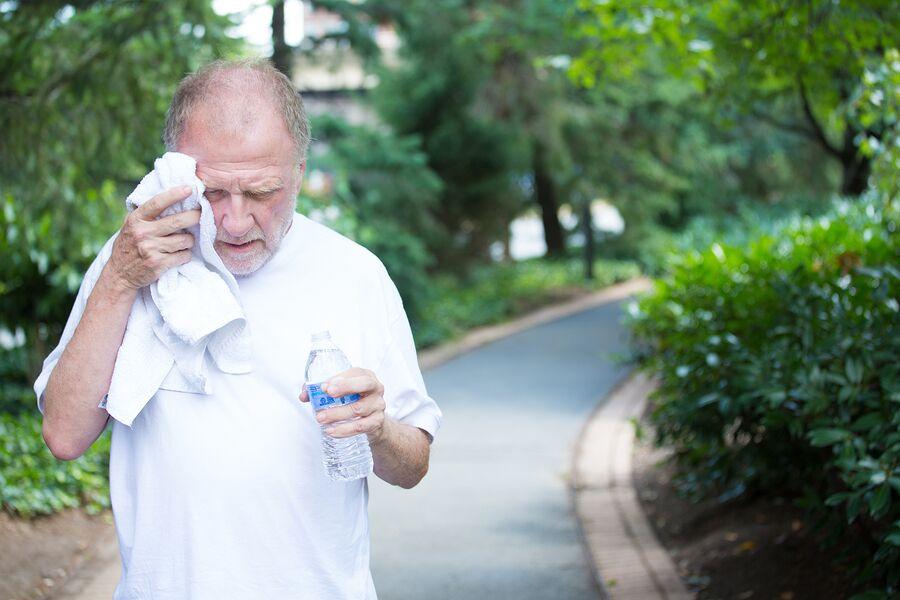 Elder Care in Chandler AZ: Senior Dehydration