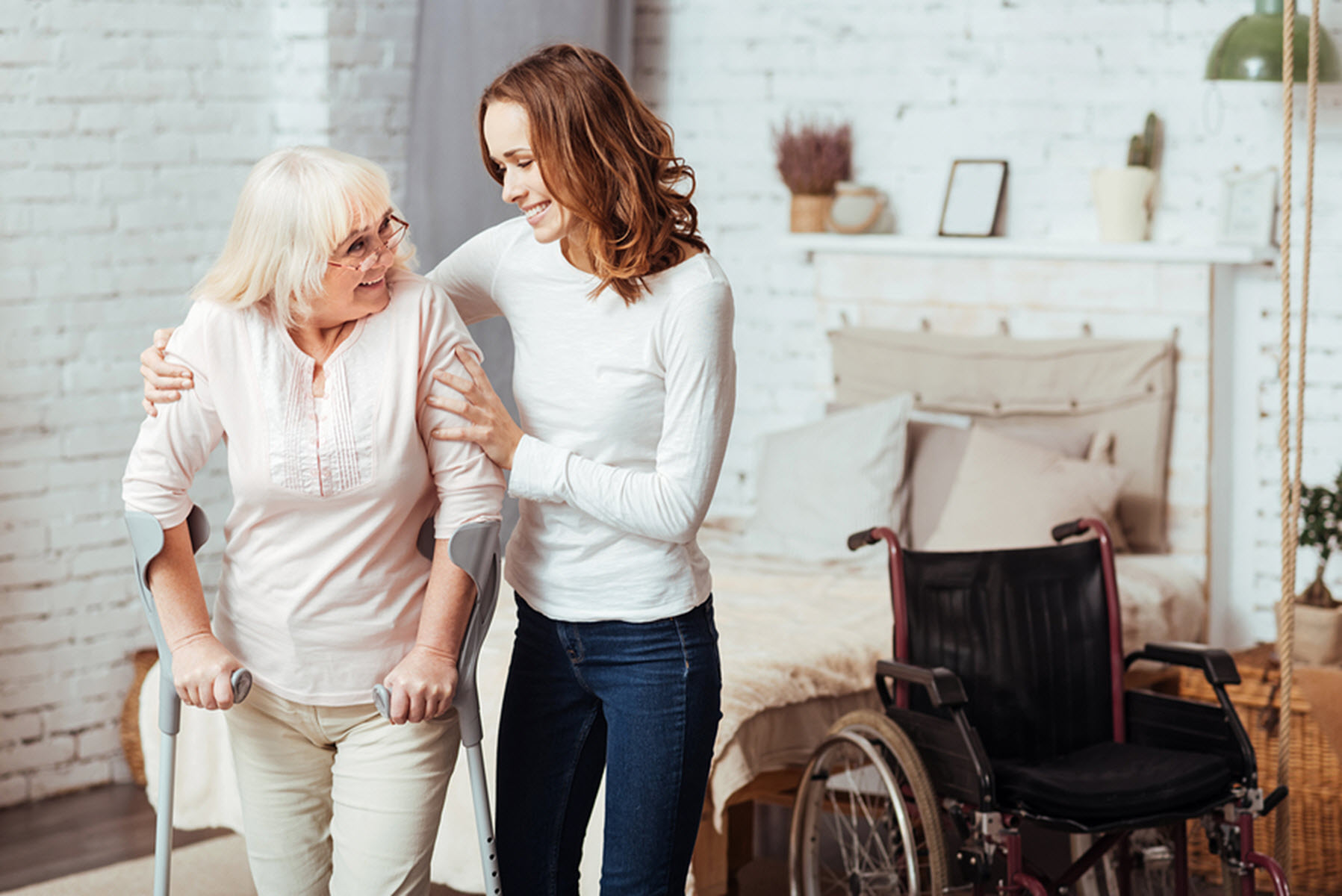 Homecare in Tempe AZ: Loved One Needs Extra Care