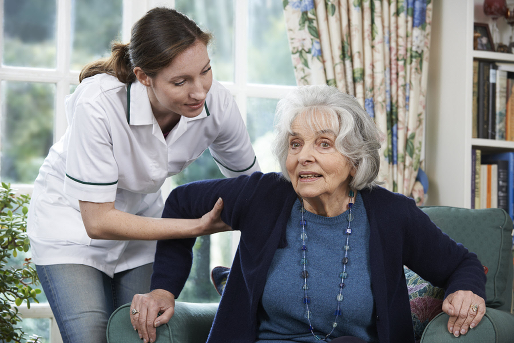 Caregiver in Gilbert AZ: Convincing Your Senior to get Help