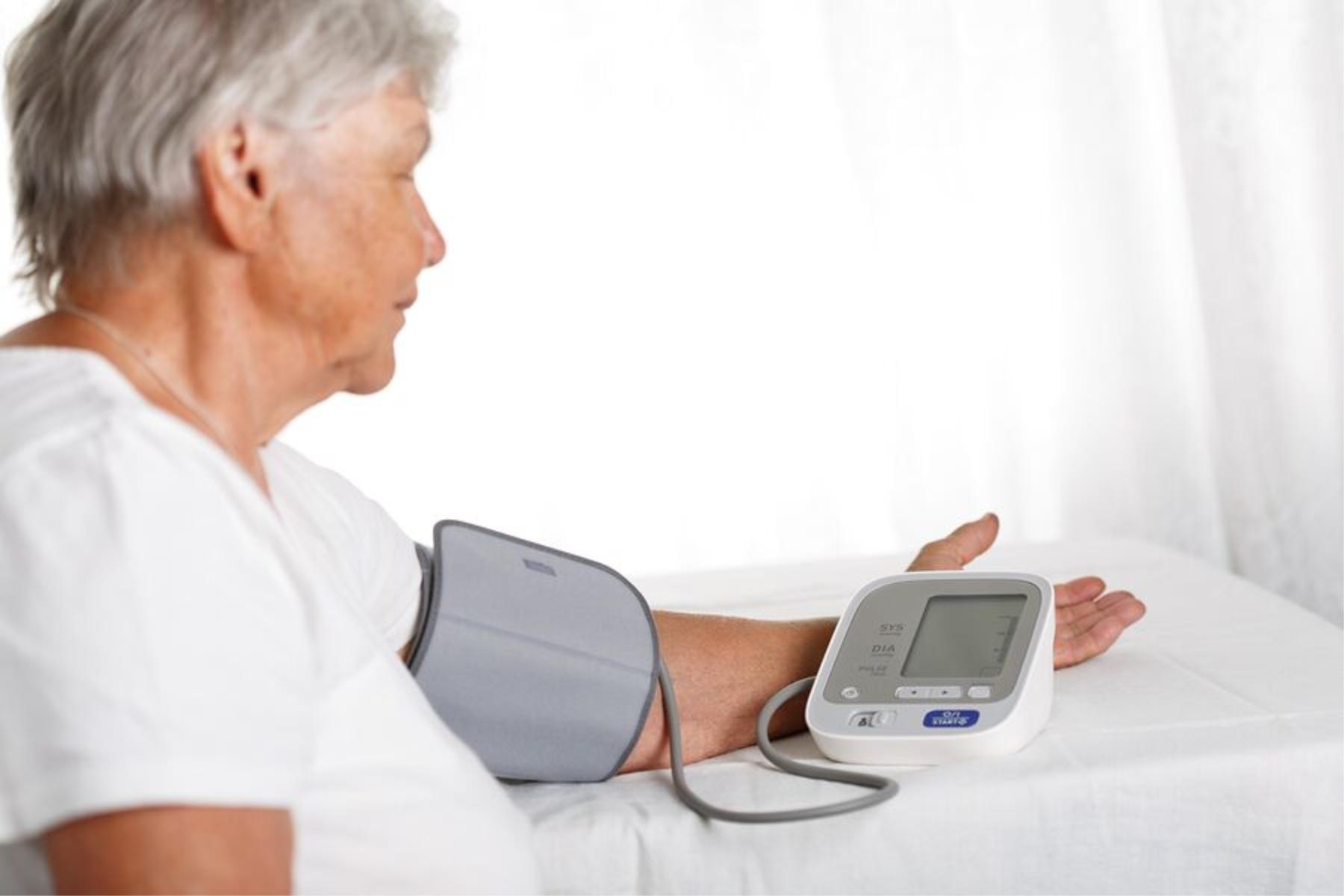 Senior Care in Tempe AZ: Home Blood Pressure Monitor