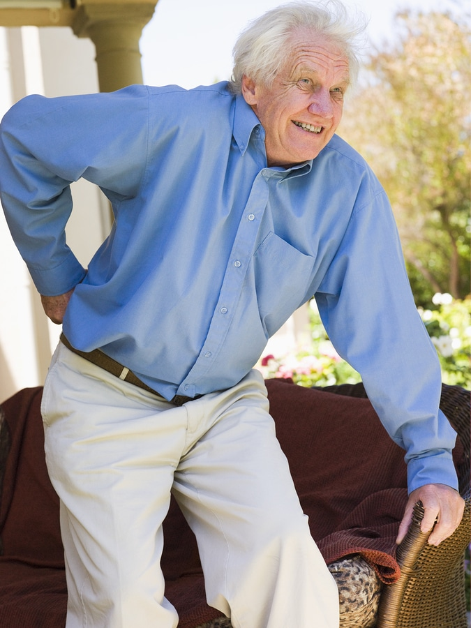 Elderly Care in Sun Lakes AZ: Managing Chronic Pain